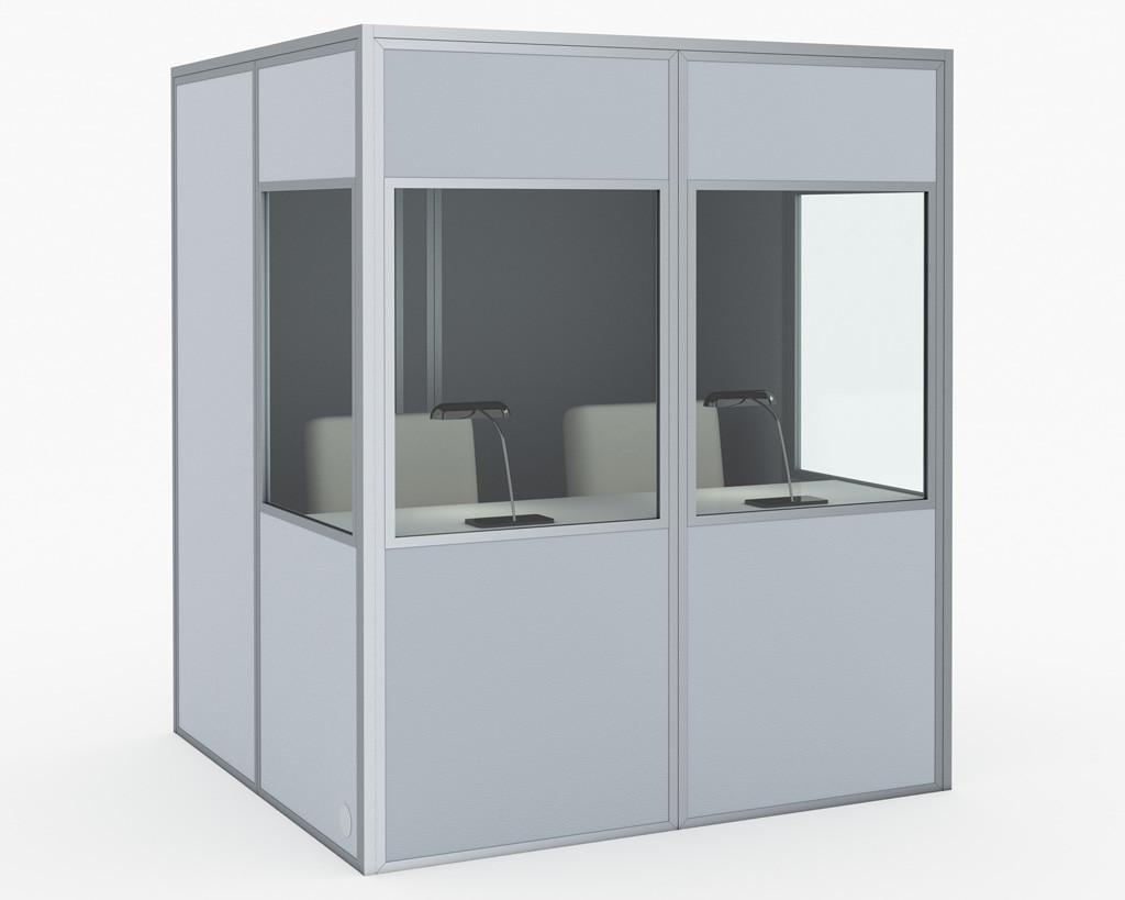 Kabiny 2-osobowe